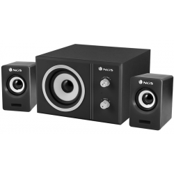 Altavoces NGS 2.1 Speaker system